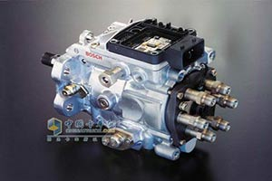 Bosch Common Rail Injection System