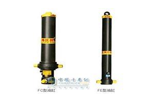 Hyva Oil Cylinder