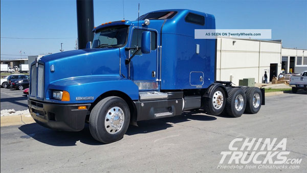 EPA-certified trucks, trailers available