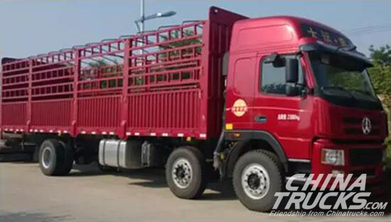 Dayun New N8E6×2 Cargo Truck Coming Soon