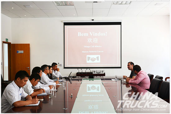 XCMG Brazil Lead the Standard Establishment of Brazilian Crane Industry