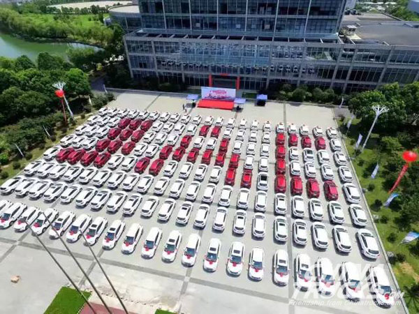 JAC Sold All Kinds of Vehicle 643,342 Units in 2016, up by 9.4% Year-on-year