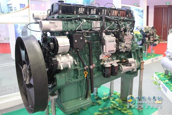 FAW Xichai Ranked First with Sales of 300000 engines in 2016