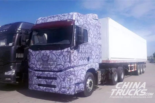 Jiefang, SHACMAN and SINOTRUK Tell You the Development Trend of Future Truck