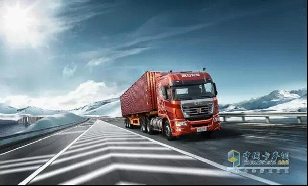 C&C Trucks Ascends The First Echelon of Gas Heavy-duty Truck