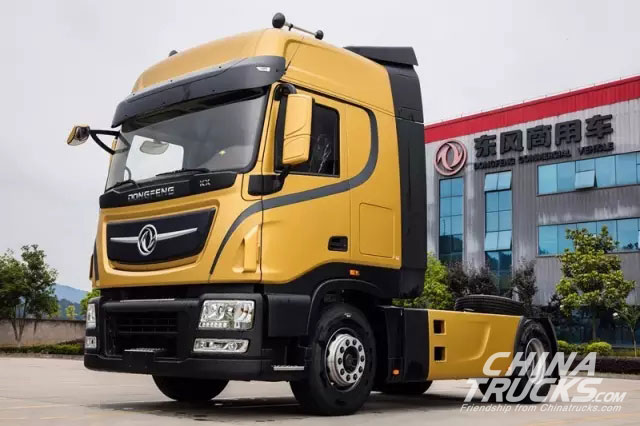 First CKD Dongfeng KX Rolls Off the Line in Iran