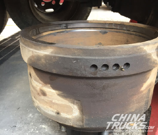 Reader from Mexico Seeking Chinatrucks for Purchasing Parts of FAW Truck