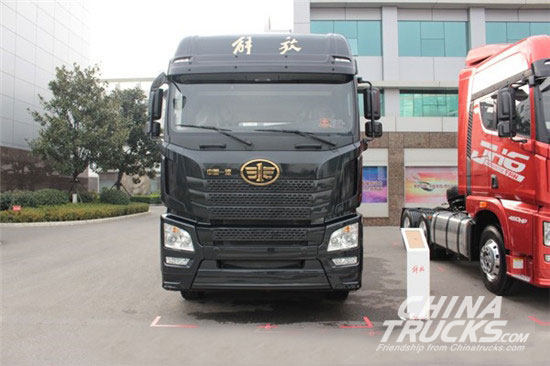 Jiefang J7 Truck to Be on Trial This Year