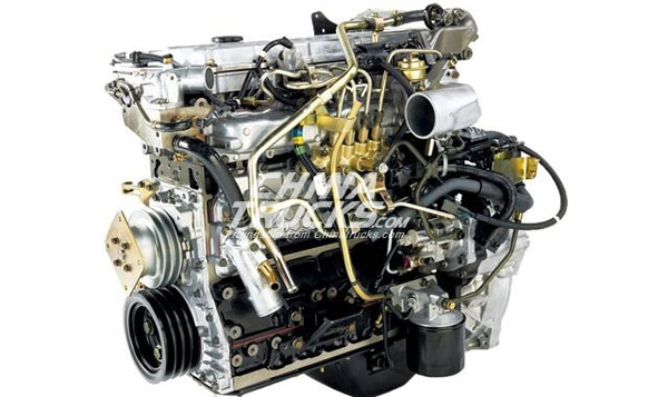 Isuzu 4HK1-TC engine gets durability upgrade