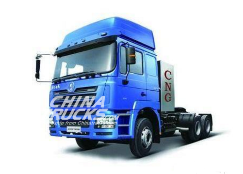 An Overview on LNG Trucks in Two Sessions