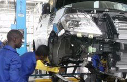 ANAMMCO in Nigeria Resumes Production with Shacman Trucks