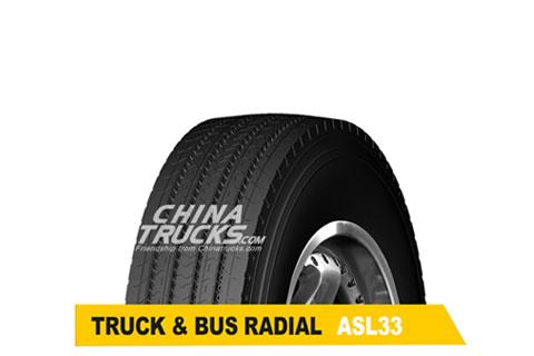 Aeolustyre Tyre ADL33