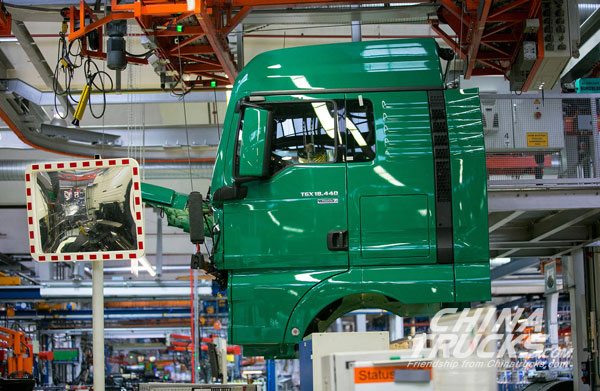 VW Truck and Bus Expect Profit Up to Strong Sales in China and Europe