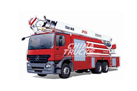 XCMG Fire Truck JP32A