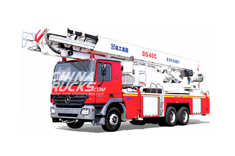 XCMG Fire Truck DG40C