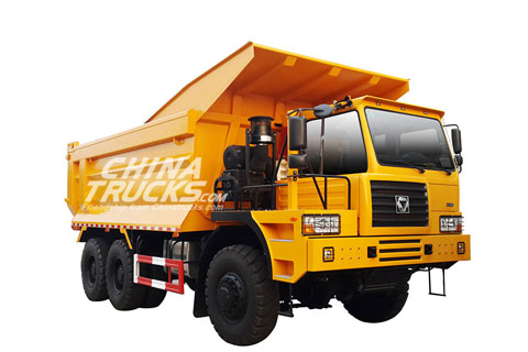 XCMG Dumper 65T Grade All-wheel DriveTNM112