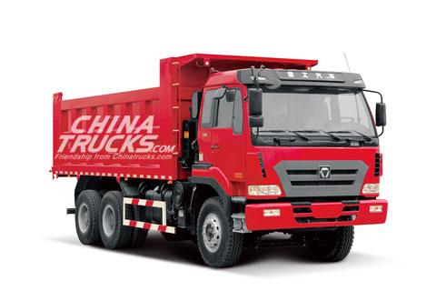 XCMG Dumper K-series 6×4 NXG3250D3KCL+Weichai Power+FAST Gearbox