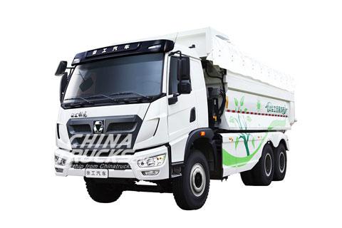 XCMG Muck Truck T-series 6×4 PFW91K