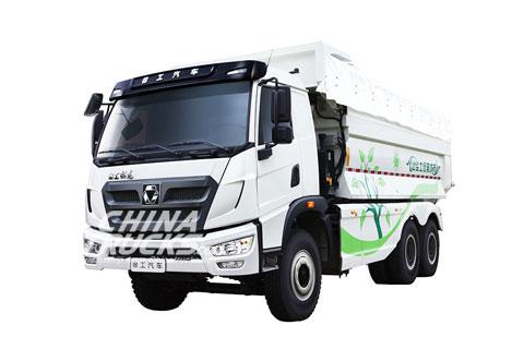XCMG Muck Truck T-series 6×4 PFW51K