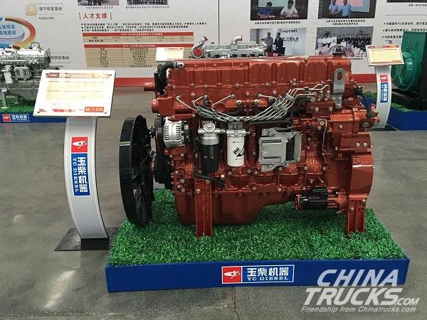 Yuchai's YC6K Engine: a Sapling in Growth