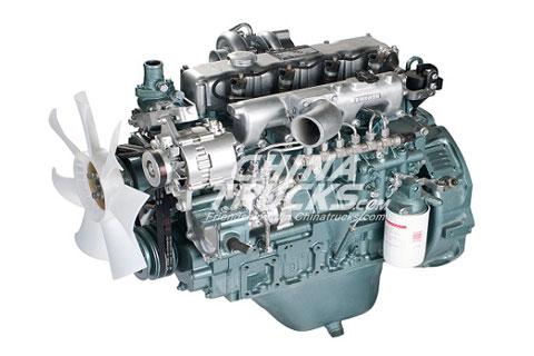 Yuchai Engine YC4FA SERIES DIESEL