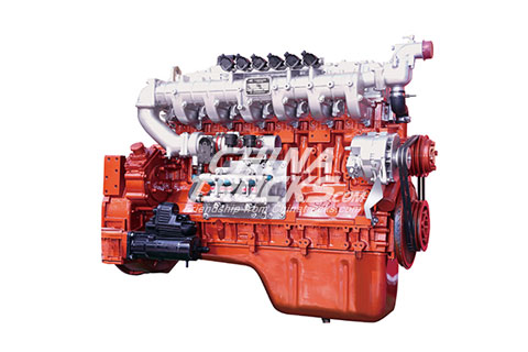 Yuchai Gas Engine YC6MK SERIES