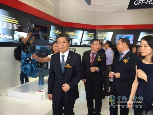 Weichai Launches the First Euro V Engine in Vietnam