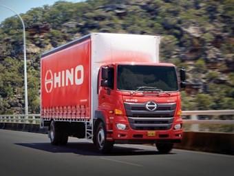 Hino to Showcase New Vehicle at Australia Brisbane Truck Show in May