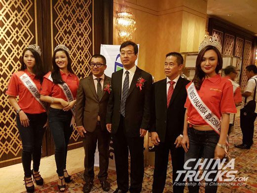 Linglong Tire Promotes Its Brand in Malaysian Market
