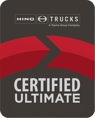 Hino Trucks Puts Dealers to Certified Ultimate network