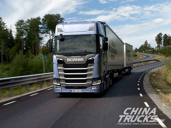 Scania S 500 to be Shown Off in Australia at 2017 Brisbane Truck Show