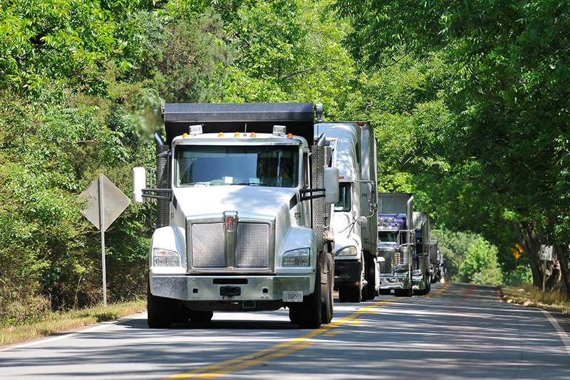 March Heavy-Duty Truck Orders Solidify Industry Recovery