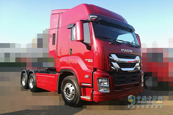 Qingling to Make Its GIGA Heavy-duty Debut at Shanghai Autoshow