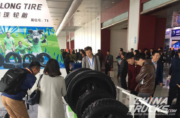 Linglong On China International Tire&Wheel (Qingdao) Fair