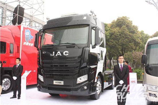 A Preview on Those Heavy Trucks to be displayed at Shanghai Autoshow