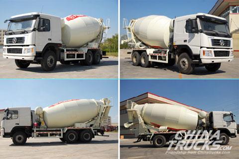 Dayun Mixer Truck DYX5250