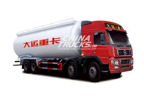 Dayun Bulk Powder Goods Tanker