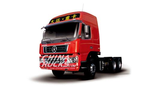 Dayun Tractor CGC4251+Weichai Engine