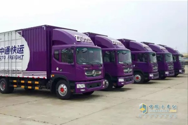 Dongfeng Signs Purchasing Agreement with ZTO Express on 500 Light Trucks
