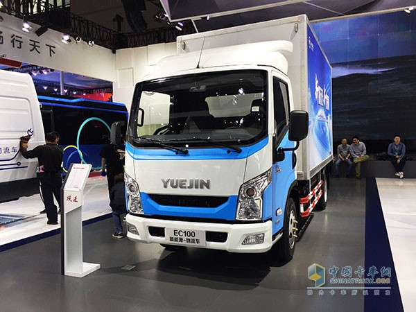 SAIC Yuejin Brings Two New Vehicles to Shanghai Autoshow