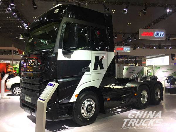 JAC K7 won the favorable comments from the professional media
