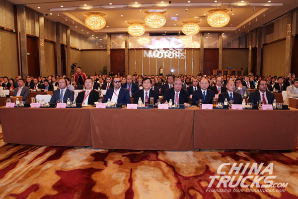 JAC International Distributors Annual Conference 2017 was held grandly in Suzhou