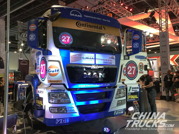 Philippine TMA eyeing first Truck & Bus Show in 2017