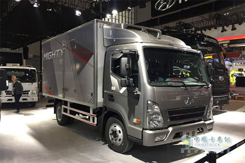 Sichuan Hyundai MIGHTY Light Truck