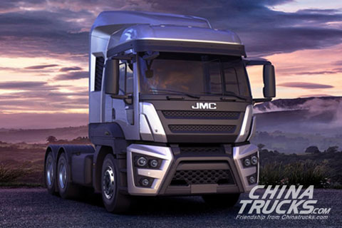 JMC Heavy-duty Truck Weilong