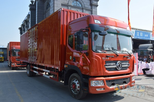 Dongfeng Duolika D12 Medium Truck Launching Globally