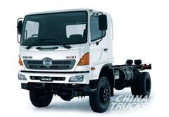 Fuso and Hino Offer Swag in Southeast Asia