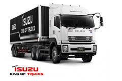 Isuzu Launches Six New Truck Models in Thailand