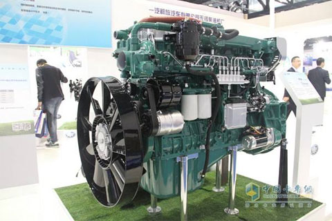 FAW Xichai AOWEI 6DM3 Engine