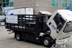 BYD to Supply 11 Zero-Emission Electric Trucks to San Francisco Goodwill
